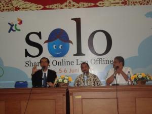 disolo bersama komunitas blogger madura